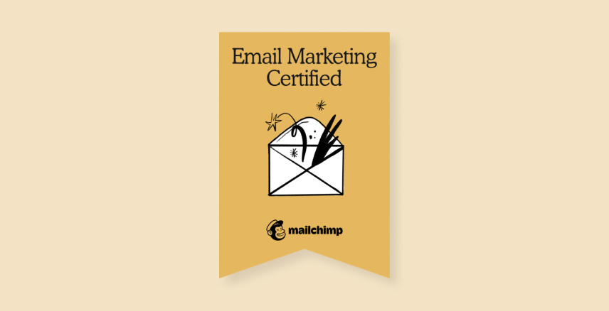 Badge: Email Marketing Certification