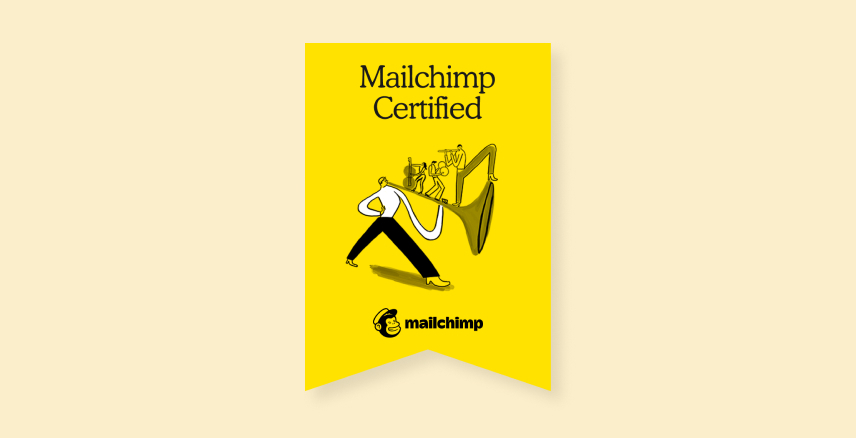 Badge: Mailchimp Foundations Certification
